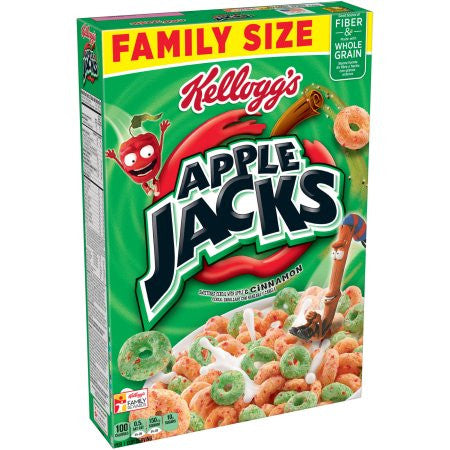 Apple Jacks Cereal 19.4oz