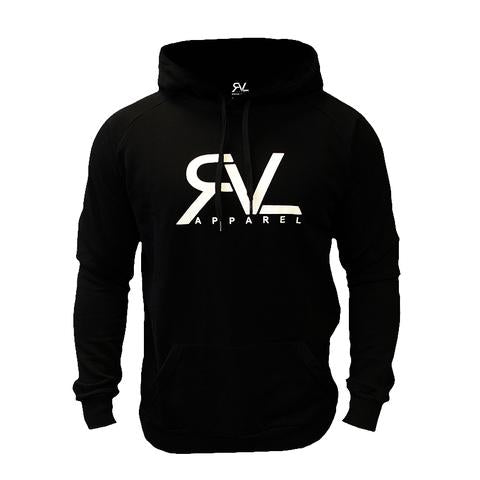 Revival Apparel Lightweight Signature Pullover V2.0 - Black