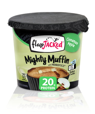 FlapJacked Mighty Muffins Apple Cinnamon 1.95oz in Canada