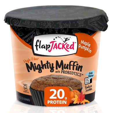 FlapJacked Mighty Muffins Maple Pumpkin 1.95oz in Canada