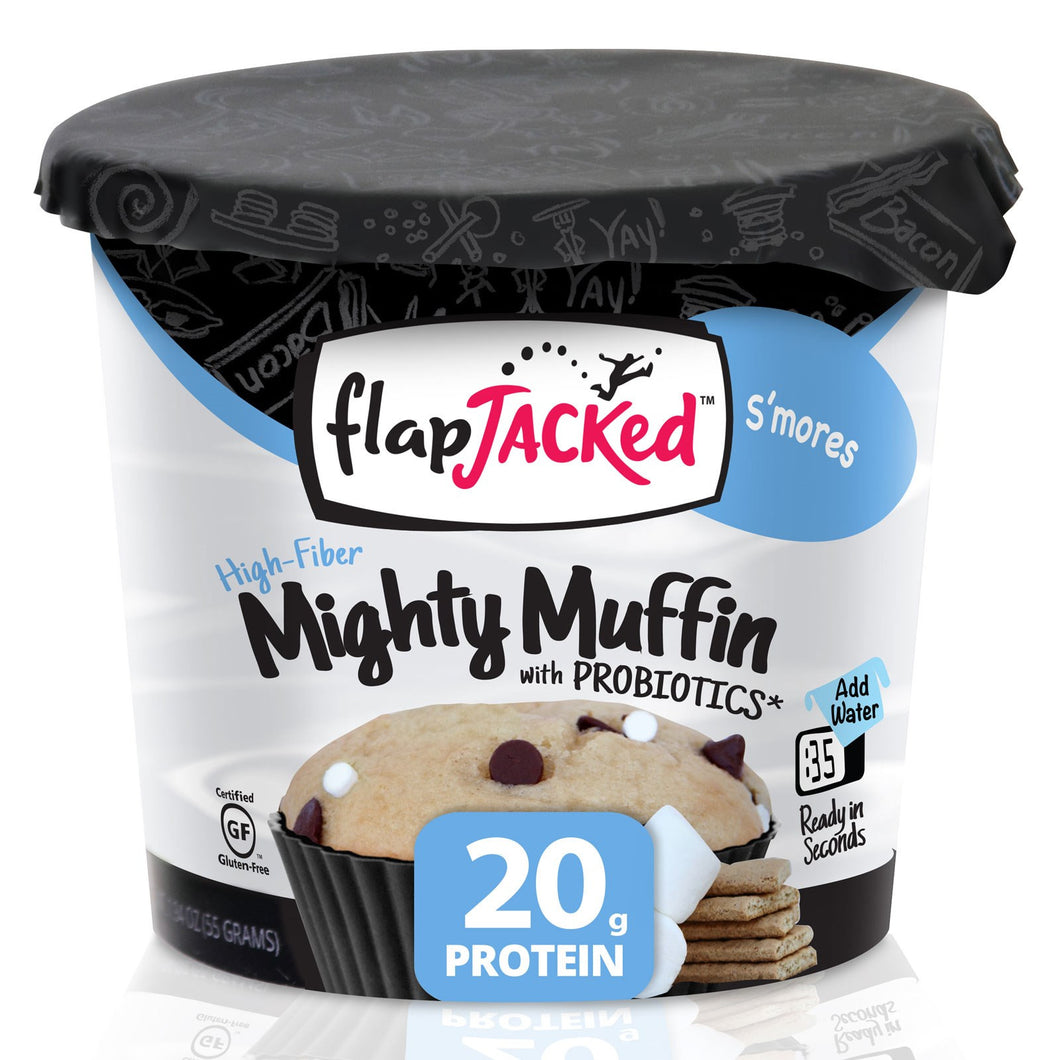 FlapJacked Mighty Muffins S'mores 1.95oz in Canada
