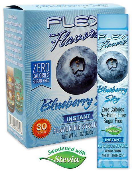Flex Flavors Blueberry Sky