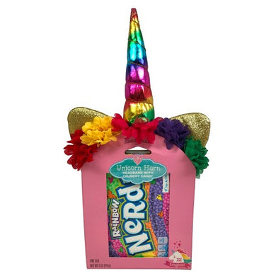New ! Unicorn Horn Headband With Crunchy Candy