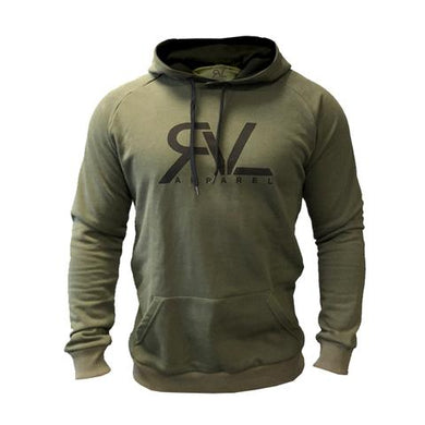 Revival Apparel Lightweight Signature Pullover V2.0 - Military Green