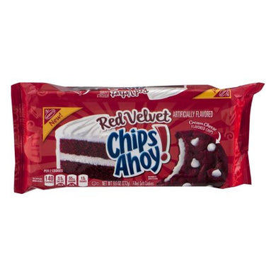 Chips Ahoy! Red Velvet Cookies 9.60z