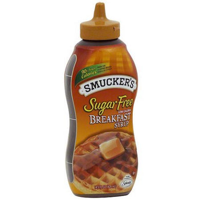 Smucker's Sugar Free Breakfast Syrup 14.5 oz