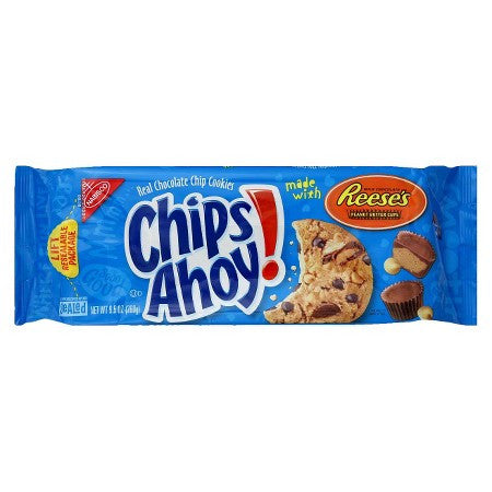 Chips Ahoy! Reese's Peanut Butter Cookies 9.5oz