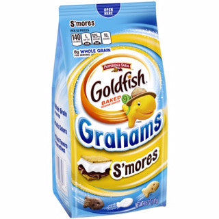 Pepperidge Farms Goldfish S'Mores 6.6oz Available in Canada