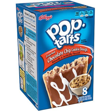 Pop Tarts Chocolate Chip Cookie Dough 8ct