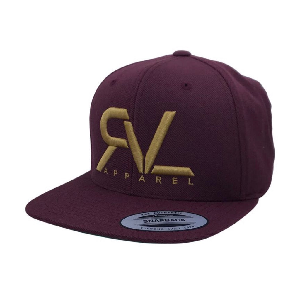Revival Hat Original Maroon/Gold