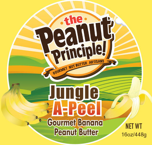 New! Peanut Principle Jungle A-Peel - SALE!