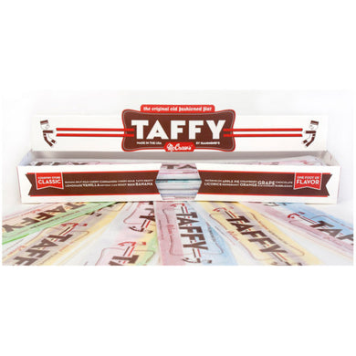 McCraw's Handmade Flat Taffy - The Original Old Fashioned Flat Taffy