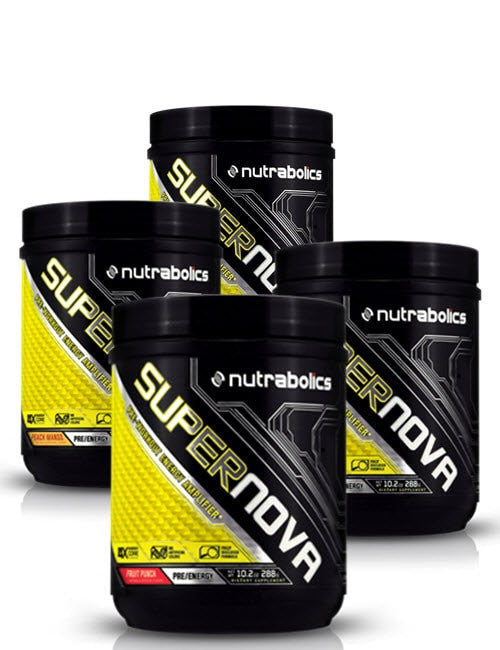 Nutrabolics Supernova Pre-Workout - 20 serv