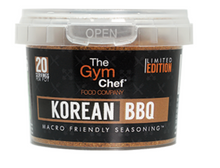 The Gym Chef Macro Friendly Seasonings