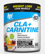 New! BPI CLA+Carnitine