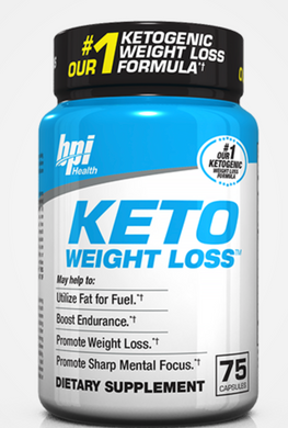 New! Keto Weight Loss