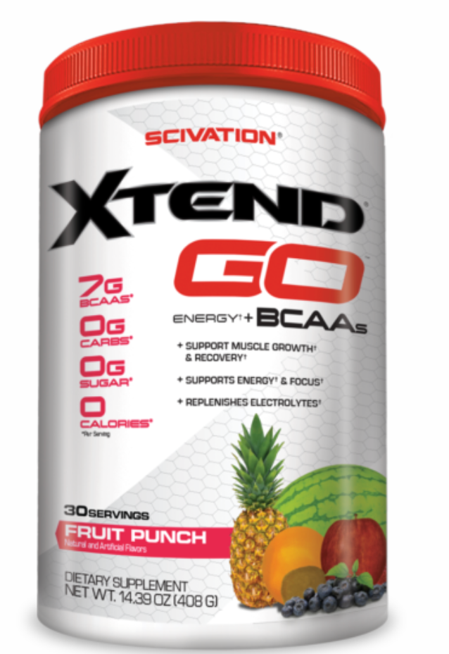 Scivation Xtend GO - Energy Amino - 30 Servings - SALE!
