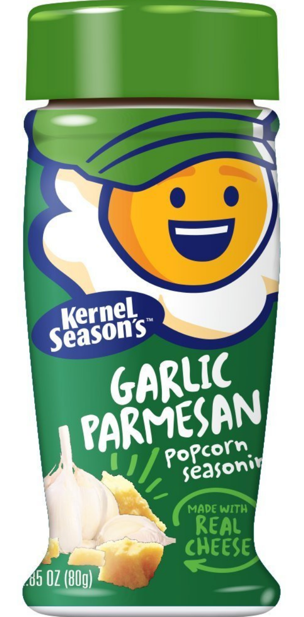 Kernel Season's Garlic Parmesan Popcorn Seasoning