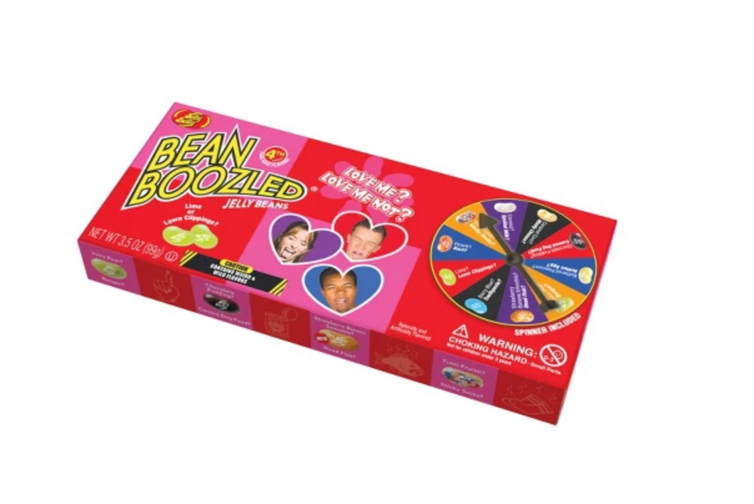 New! Bean Boozled Love Me? Love Me Not?