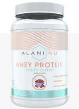 Alani Nu Whey Protein - Various Flavours
