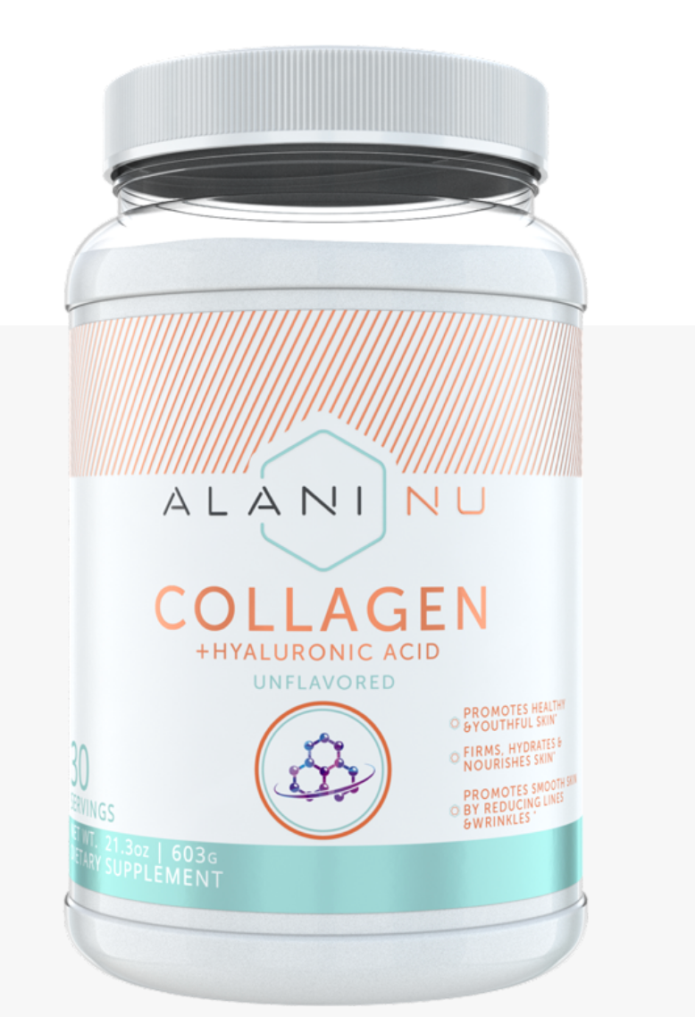 Alani Nu Collagen + Hyaluronic Acid