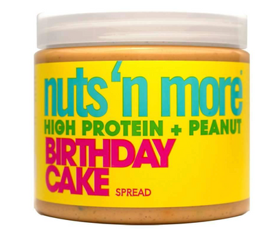 Nuts 'N More Birthday Cake High Protein Spread