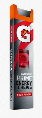 New! Gatorade Energy Chews - Various Flavours