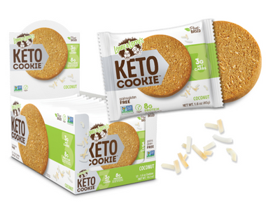New! Lenny & Larry Keto Cookies - Various Flavours