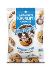 New! Lenny & Larry Crunchy Cookies - 4.25oz - Various Flavours