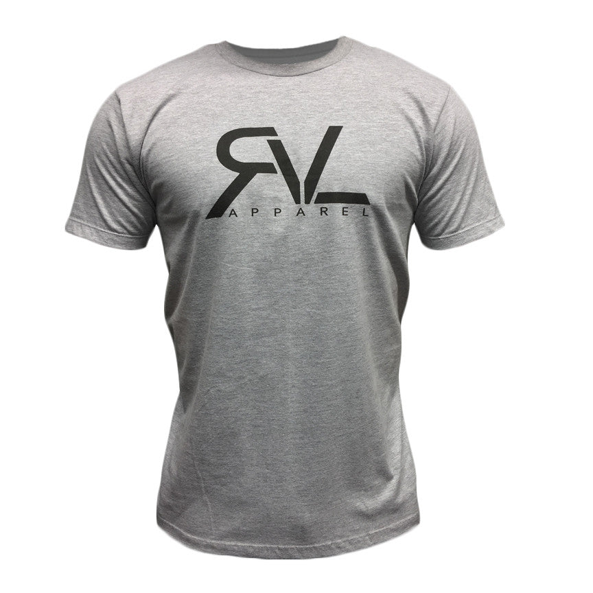 Revival Apparel Signature Tee - Heather/Black