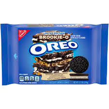 New! Oreo Limited Edition Brookie - 13.2oz