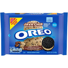 New! Oreo Java Chip Coffee flavoured Creme with Chocolate Chips - 17oz