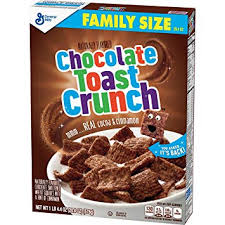 Cinnamon Toast Crunch Chocolate - 20.4oz