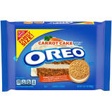 Oreo Carrot Cake Family Size - 17oz
