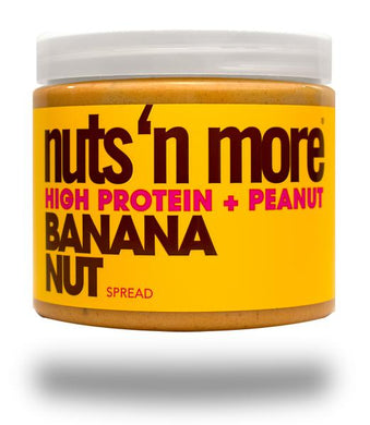 Nuts 'N More Banana Nut High Protein Spread