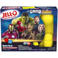 New! Jell-O Jigglers Mold Kit - Avengers