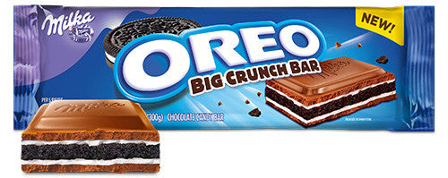 Milka Oreo Big Crunch Bar 10.5 oz