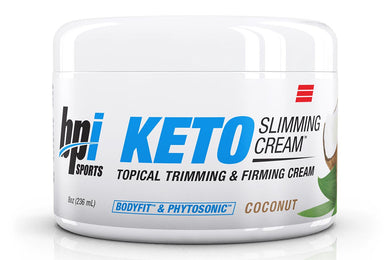 New ! BPI Keto Slimming Cream