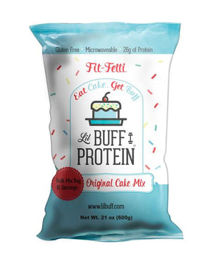 Lil Buff Protein Cake Mix - Fit-Fetti 2.2oz
