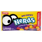 New ! Big Chewy Nerds - 4oz
