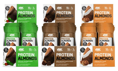 Optimum Nutrition Protein Almonds - Various Flavours