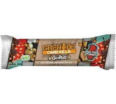Grenade Carb Killa Go Nuts Salted Peanut Protein Bars