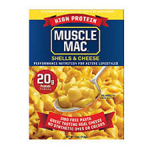 Muscle Mac High Protein Macaroni and Cheese - Various Flavours