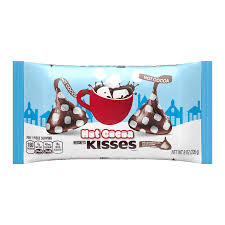 New! Hot Cocoa Kisses Limited Edition - 10oz
