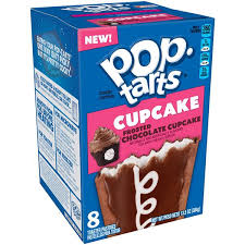 New! Pop Tarts Frosted Chocolate Cupcake - 8ct