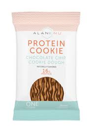 New! Alani Nu Protein Cookie Chocolate Chip - Single