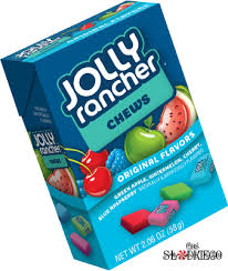 New! Jolly Rancher Fruit Chews