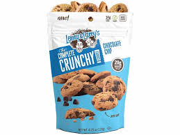 New! Lenny & Larry The Complete Crunchy Cookies