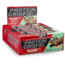 New! Syntha-6 Cold Stone Mint Chocolate Chip Protein Crisp Bar SALE!