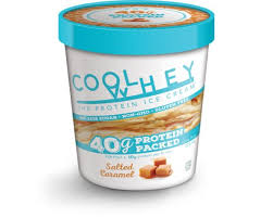 CoolWhey Protein Ice-Cream  500ml - Salted Caramel